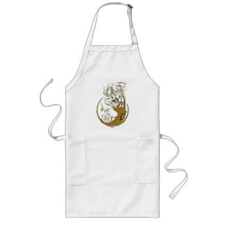 Guardians of the Galaxy | We Are Groot Branches Long Apron