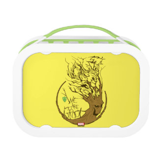 Guardians of the Galaxy | We Are Groot Branches Lunch Box
