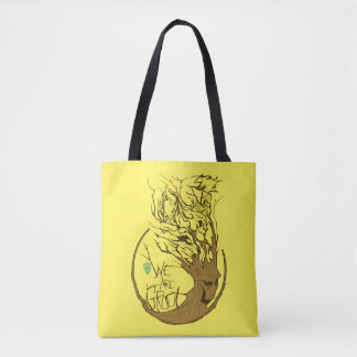 Guardians of the Galaxy | We Are Groot Branches Tote Bag