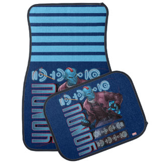 Guardians of the Galaxy | Yondu Character Badge Car Mat