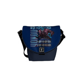 Guardians of the Galaxy | Yondu Character Badge Courier Bag