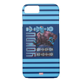 Guardians of the Galaxy | Yondu Character Badge iPhone 8/7 Case