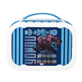 Guardians of the Galaxy | Yondu Character Badge Lunch Box