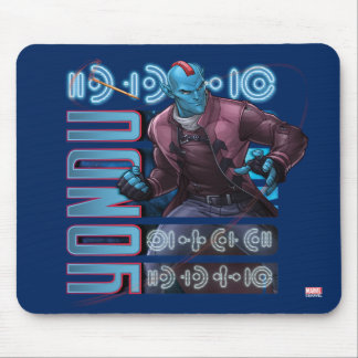 Guardians of the Galaxy | Yondu Character Badge Mouse Pad