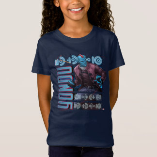 Guardians of the Galaxy | Yondu Character Badge T-Shirt
