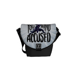 Guardians of the Galaxy | You Stand Accused Messenger Bag