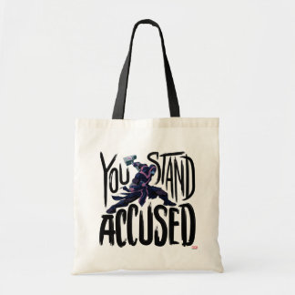 Guardians of the Galaxy | You Stand Accused Tote Bag