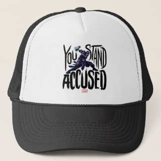 Guardians of the Galaxy | You Stand Accused Trucker Hat
