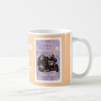 GUARDTHEHEART COFFEE MUG