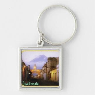 Guate :) key ring