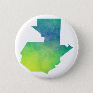 Guatemala 6 Cm Round Badge