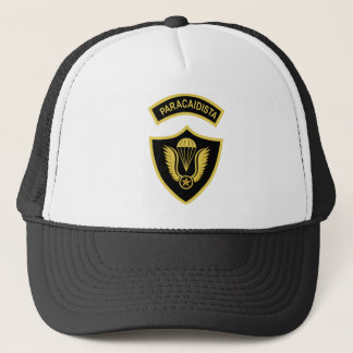 Guatemala Army PARACHUTE PARACAIDISTA military Trucker Hat