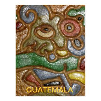 Guatemala Art Postcard