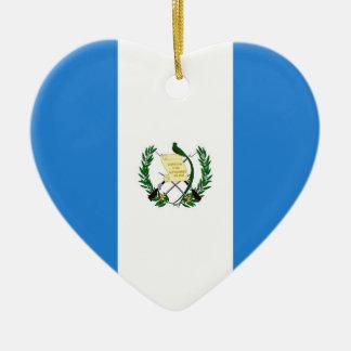 GUATEMALA CERAMIC ORNAMENT