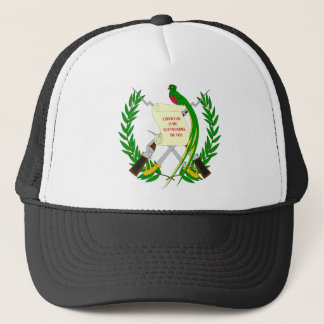 Guatemala Coat of Arms Hat