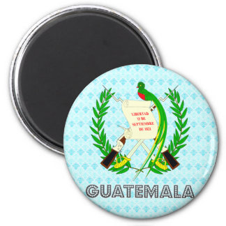 Guatemala Coat of Arms Magnet