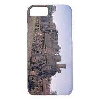 Guatemala, FEGUA 2-8-2 #_Trains of the World iPhone 7 Case