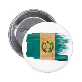 Guatemala Flag 6 Cm Round Badge