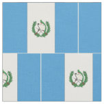 Guatemala Flag Fabric