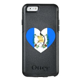 Guatemala Flag Heart OtterBox iPhone 6/6s Case