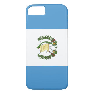 Guatemala Flag iPhone 8/7 Case