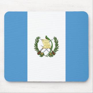 Guatemala Flag Mouse Pad