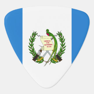 Guatemala Flag Plectrum