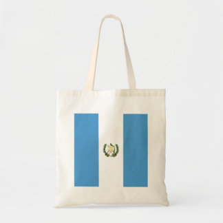 Guatemala Flag Tote Bag