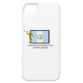 GUATEMALA GUATEMALA CITY CENTRAL MISSION LDS CTR BARELY THERE iPhone 5 CASE