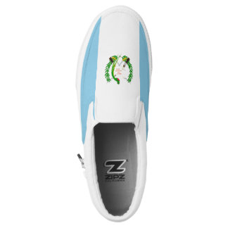 Guatemala Guatemalan Flag Slip-On Shoes