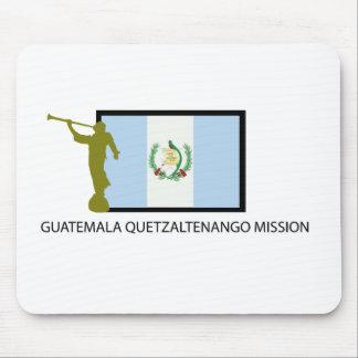 GUATEMALA QUETZALTENANGO LDS CTR MOUSE PAD