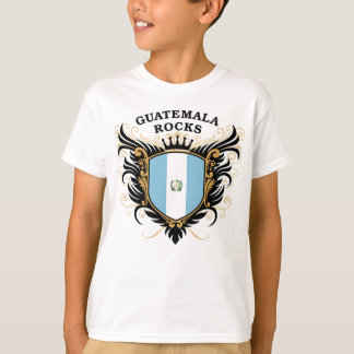 Guatemala Rocks T-Shirt