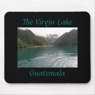 Guatemala s Virgin Lake Mousepad