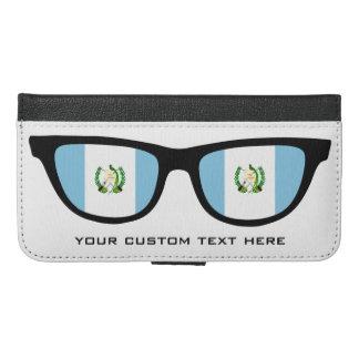 Guatemala Shades custom wallet cases