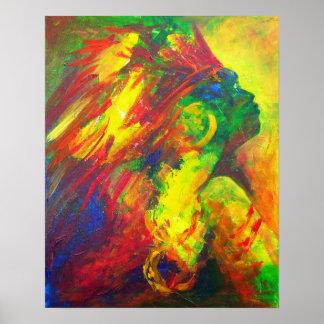 Guatiguana the Taino 2011 Poster