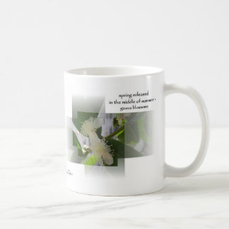 Guava Blossoms Coffee Mug