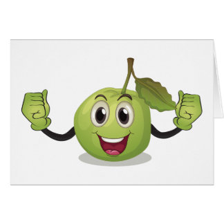 Guava Greeting Card