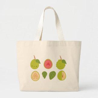 Guava Large Tote Bag