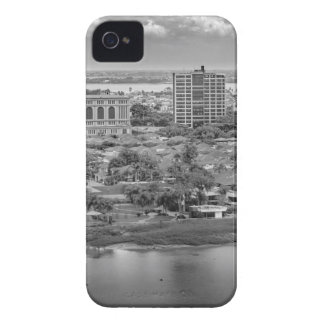 Guayaquil Aerial View from Window Plane Case-Mate iPhone 4 Cases