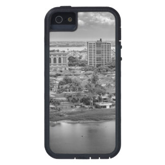 Guayaquil Aerial View from Window Plane iPhone 5 Covers