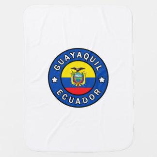 Guayaquil Ecuador Baby Blanket