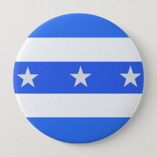 Guayas, Equador 10 Cm Round Badge