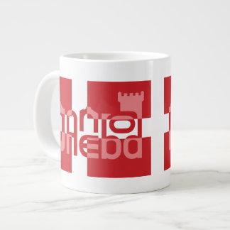 Gud Velsigne Dig, Min Danske Ven Large Coffee Mug