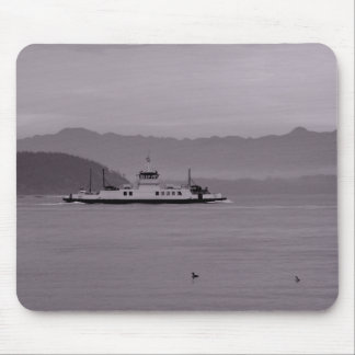 Guemes Island Ferry Mouse Pad