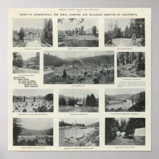 Guerneville, California Poster