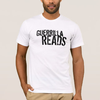 GuerrillaReads T T-Shirt