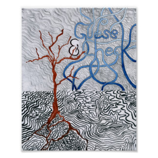 Guess & Check: The Woods Poster