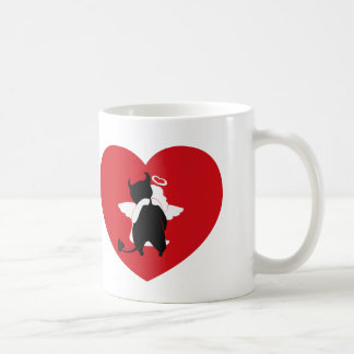 Guess the Evil One Coffee Mug