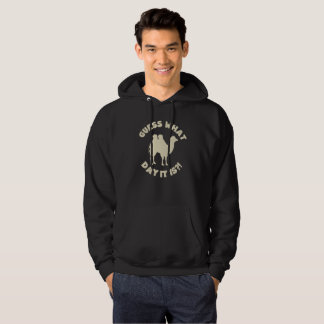 Guess What Day? Hump Day Wednesday Hoodie