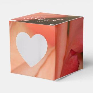 Guest  Wedding Favor  Heart Gift Box